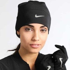 Nike Other - New Nike Run Dry Hat and Gloves Set M/L